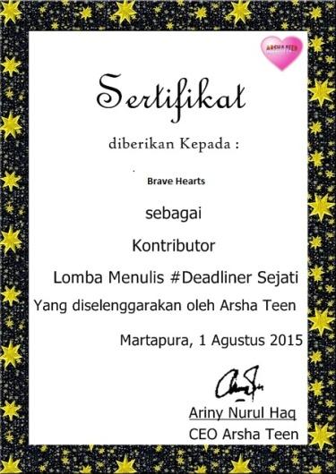 156.sertifikat event deadliner