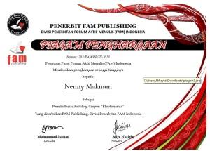 sertifikat kleptomania