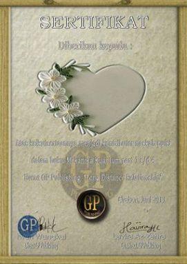sertifikat LDR