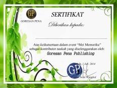 sertifikat mei memoriku