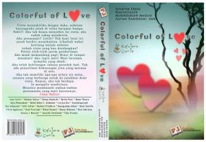 colorful of love