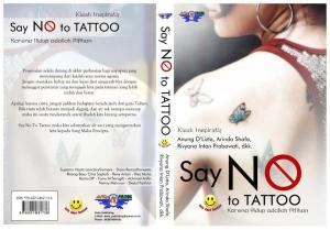 say no tatoo