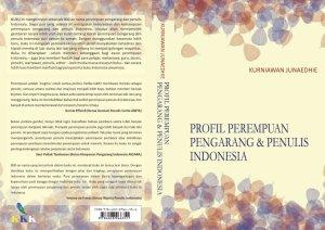 profil perempuan pengarang dan penulis ina