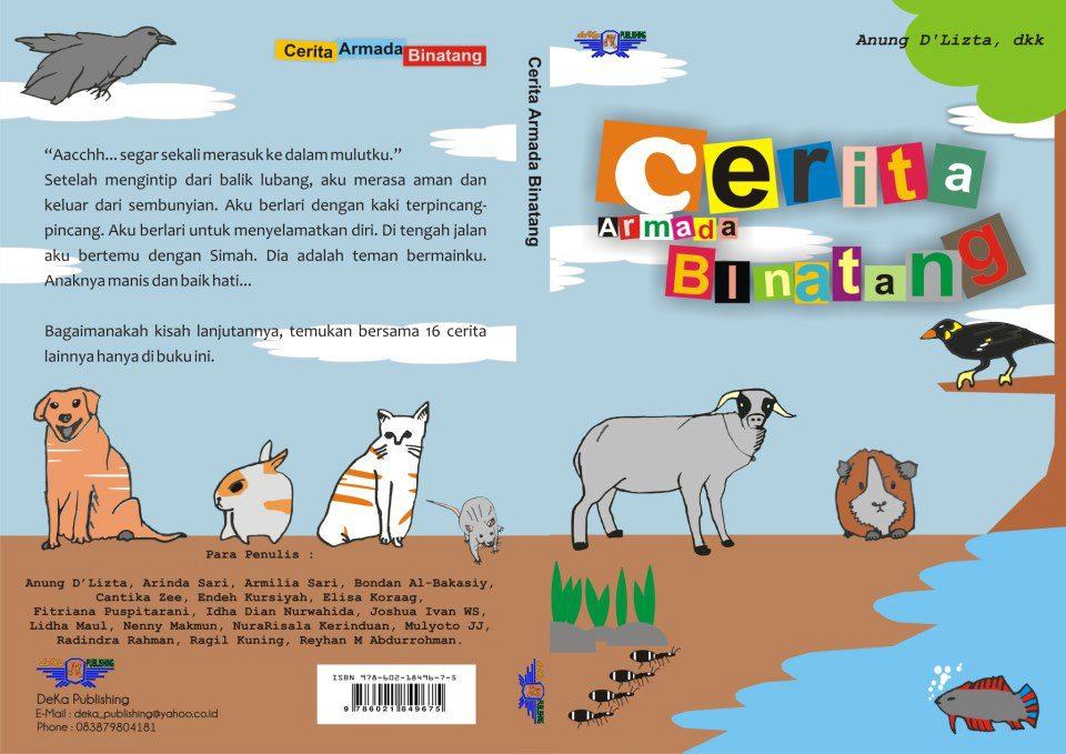 Cerita Armada Binatang Nenny Makmun