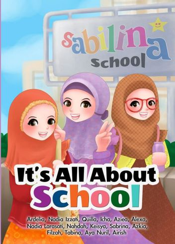 681.it'a all about school