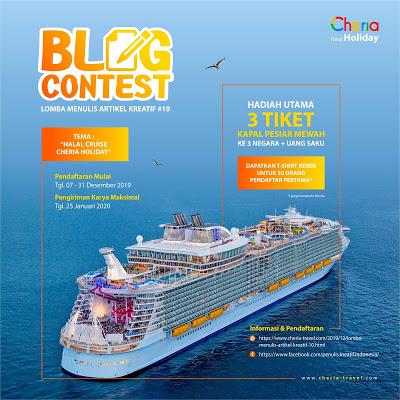 Foto_Blog Contest #10 Cheria Holiday